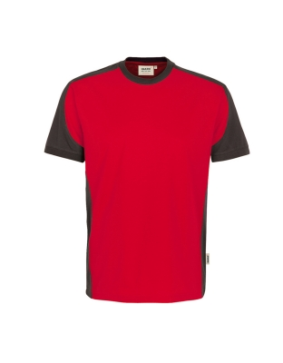 Herren Contrast Performance T-Shirt