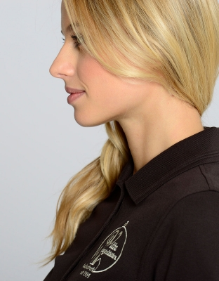 Womens Polo Shirt DELUXE