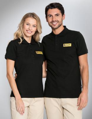 Herren Poloshirt Deluxe