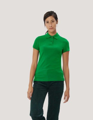 Damen Polo Top