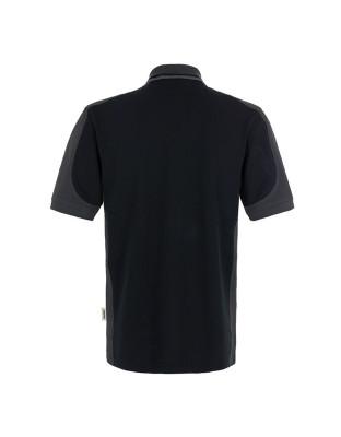 Herren Performance Poloshirt Contrast