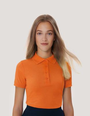 Damen Performance Poloshirt Amelie
