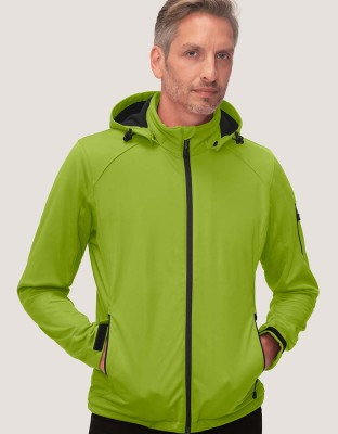 Mens Softshell Jacket Ontario