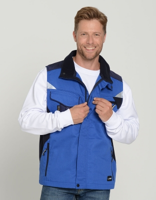 Unisex Workwear Outdoor Vest