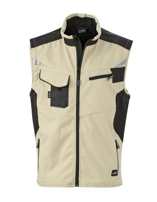 Unisex Workwear Softshell Weste