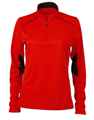 Damen Running Shirt Langarm