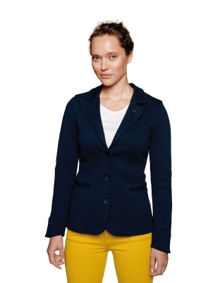 Womens Premium Sweat Blazer