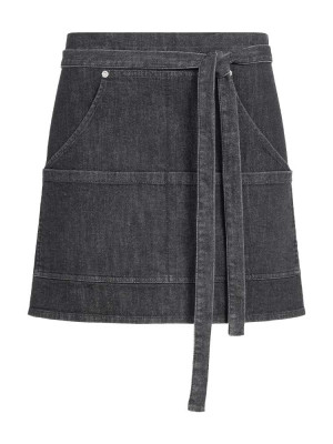 Bistro Apron Denim short
