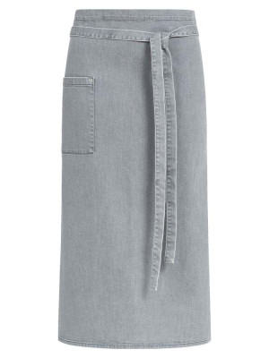 Bistro Apron Denim long