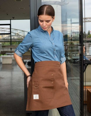 Bistro Apron Canvas
