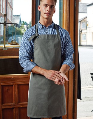 Bib Apron Calibre Canvas