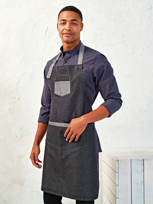 Denim Bib Apron Domain