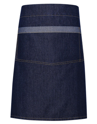 Denim Bistro Apron Domain