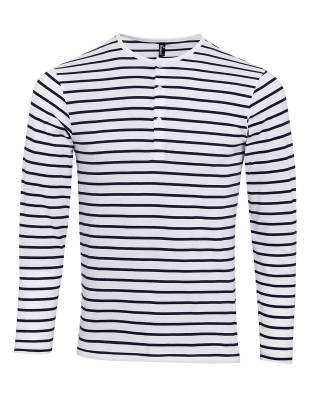 Mens Shirt Henley