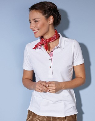 Womens Polo Traudl