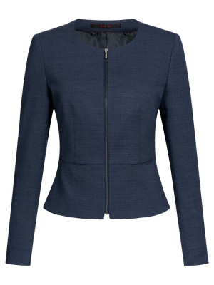 Womens Short Blazer Modern with 37.5 Slim Fit