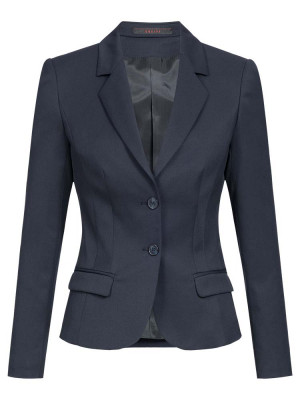 Damen Blazer Basic Slim Fit