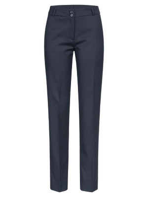 Women's Trousers Basic Slim Fit