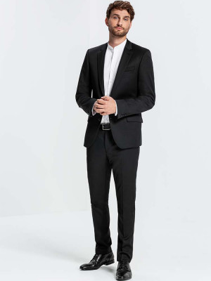 Men's Trousers Basic Slim Fit