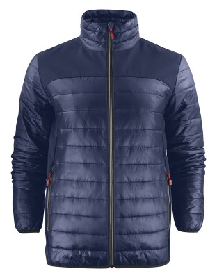 Damen Hybrid Jacke Expedition