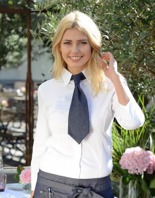 Krawatte Athens Jeans 100cm