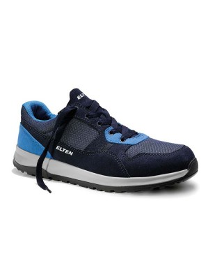Zapato de seguridad JOURNEY blue Low ESD S1P