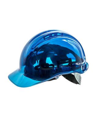 Peak View safety helmet