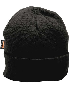 Knitted hat with Insulatex lining