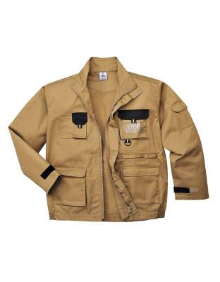 Texo Contrast Jacket