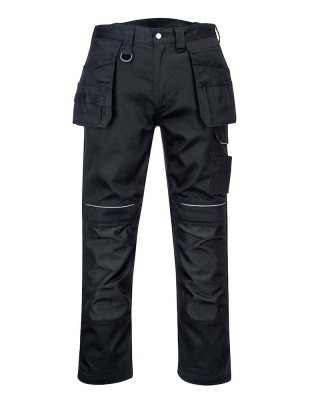 PW3 cotton trousers with holster