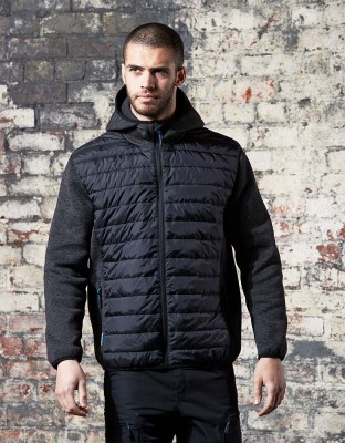 KX3 quilted jacket