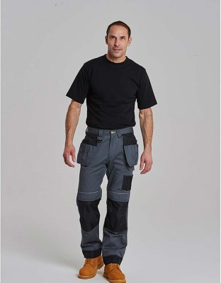 PW3 work trousers with holster pockets