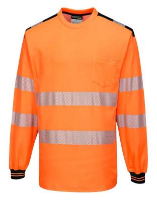 PW3 Warnschutz T-Shirt langarm