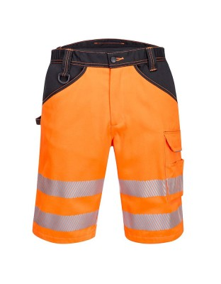 PW3 short warning protection trousers