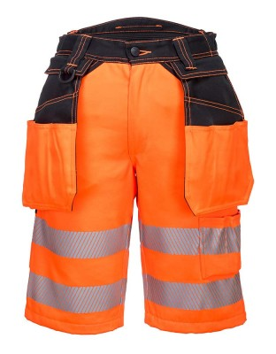 PW3 warning protection shorts