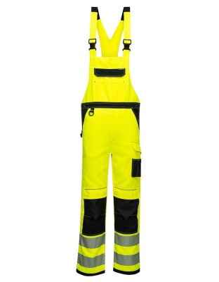 PW3 warning protection dungarees