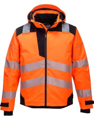PW3 Breathable rain jacket