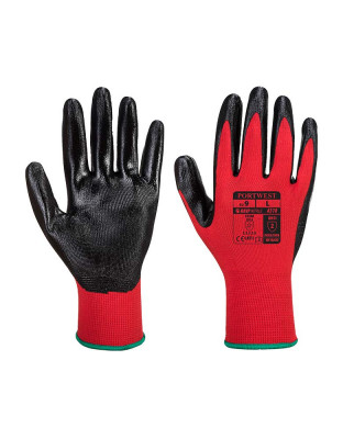 Work glove Flexo Grip Nitrile