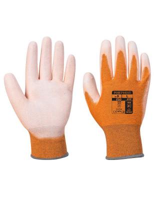 Glove Antistatic with PU palms