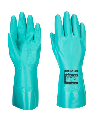 Gauntlet Glove Chemical Resistant