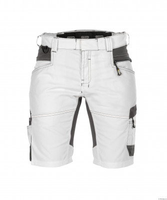 Dassy ladies painter shorts Axis with stretch