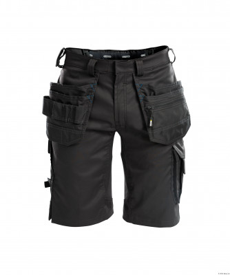 Dassy work shorts Trix with stretch and holster pockets
