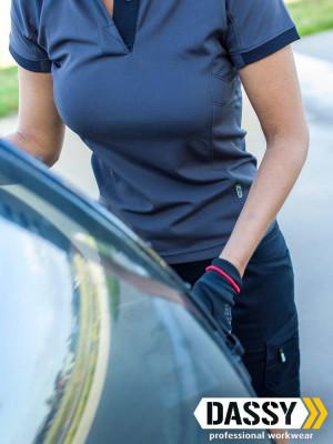 Dassy Damen Poloshirt Traxion