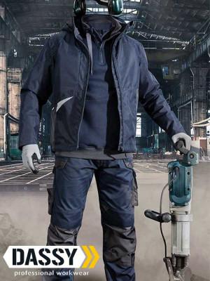Dassy work jacket Atom
