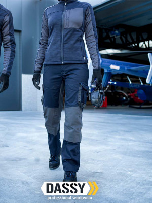 Dassy ladies midlayer jacket Convex
