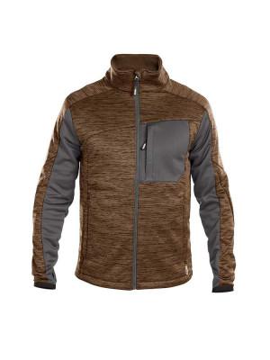 Dassy men midlayer jacket Convex