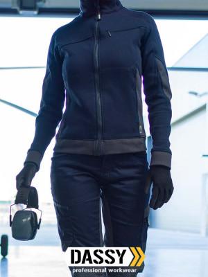 Dassy ladies sweatshirt Velox