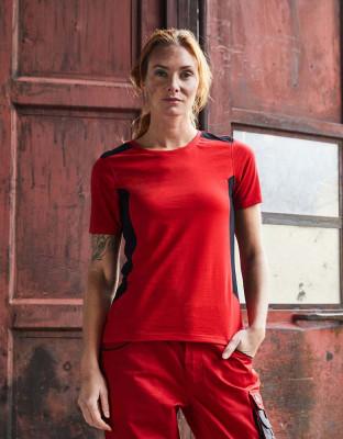 Damen Workwear T-Shirt Strong