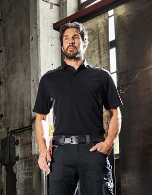 Herren Workwear Poloshirt Strong