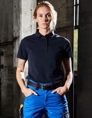 Damen Workwear Poloshirt Strong